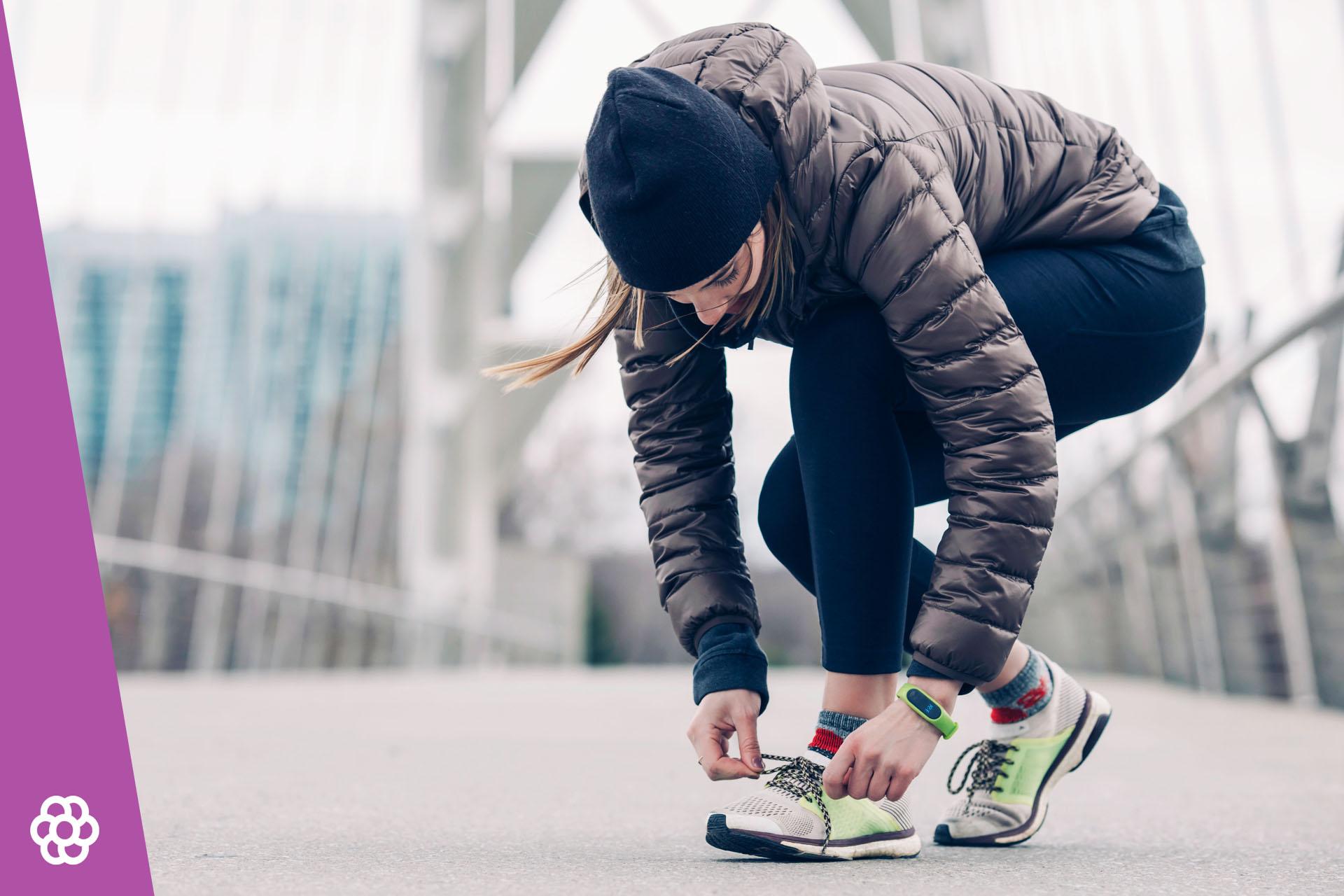 W czym biegać zimą i jak się ubrać do biegania?