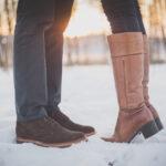 Jak usunąć sól z butów?