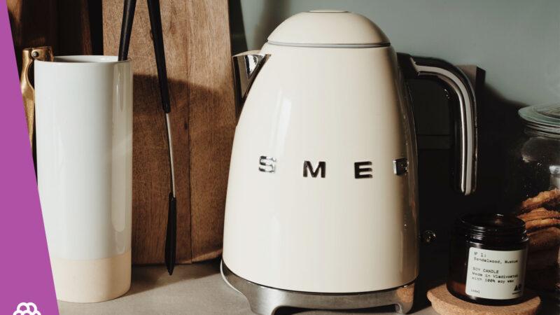Jak odkamienić i wyczyścić czajnik?