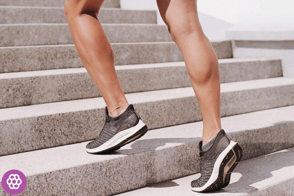 Ustawienie stóp w trakcie biegania