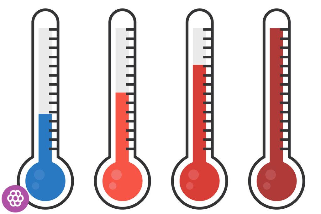Bieganie a temperatura na zewnątrz