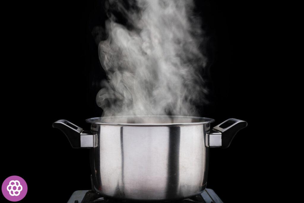 Garnki teflonowe do mycia w zmywarce