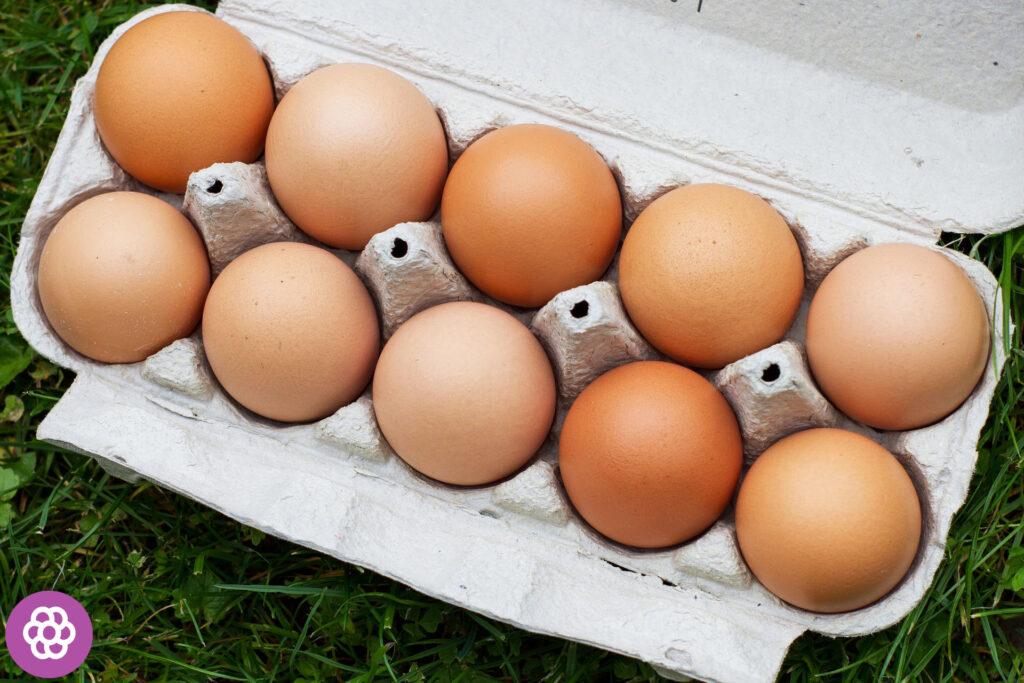 Jak długo można przechowywać jajka?