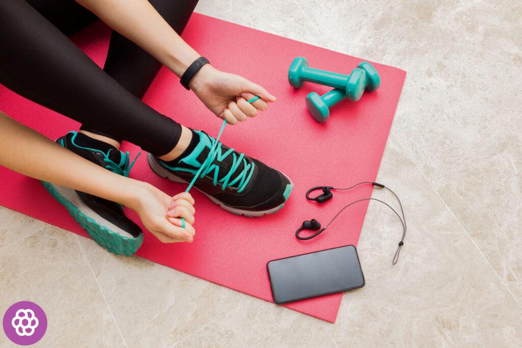 Jakie buty na joge?