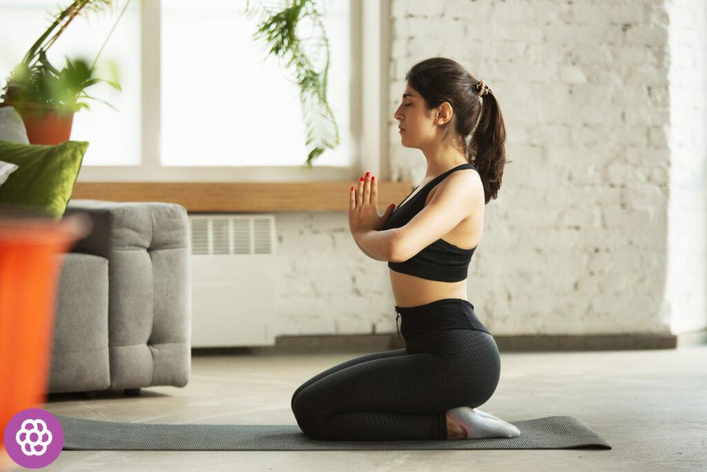 Czy joga pomaga na stres?