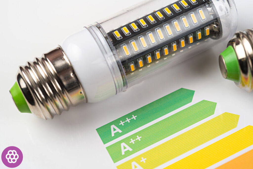 etykiety energetyczne produktów