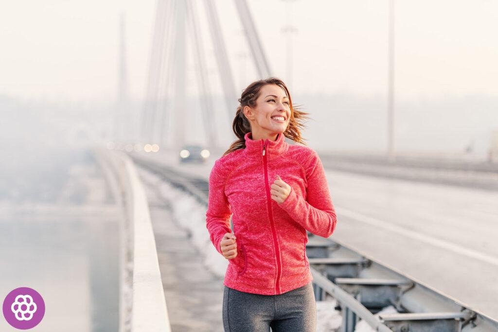 Jak się ubrać do biegania wczesną wiosną? Bieganie przy 0 stopniach