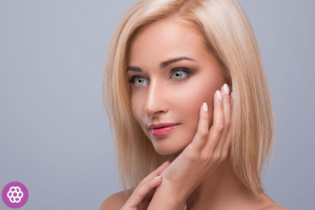 Jaki kolor brwi dla jasnych blondynek?