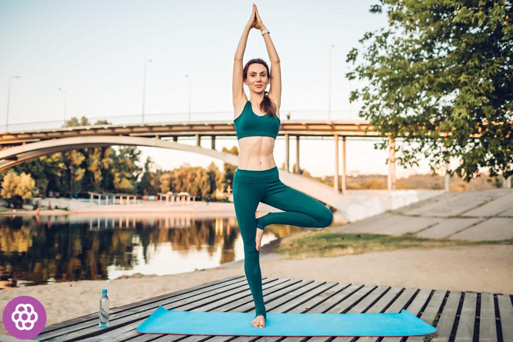 Jaki strój na jogę?