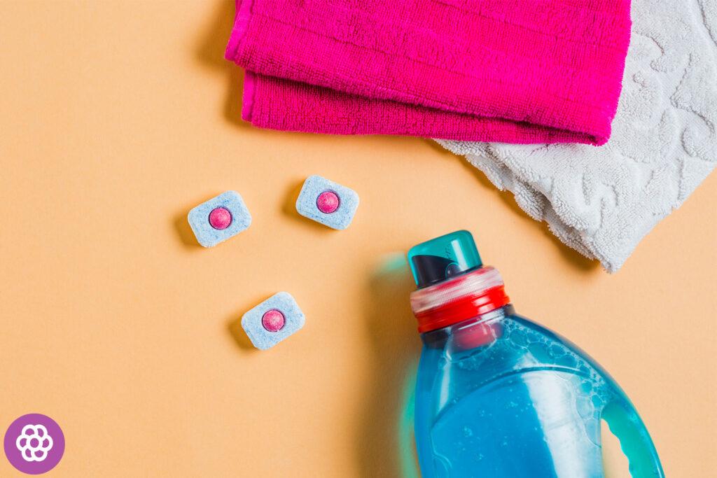 Środki do mycia naczyń w zmywarkach