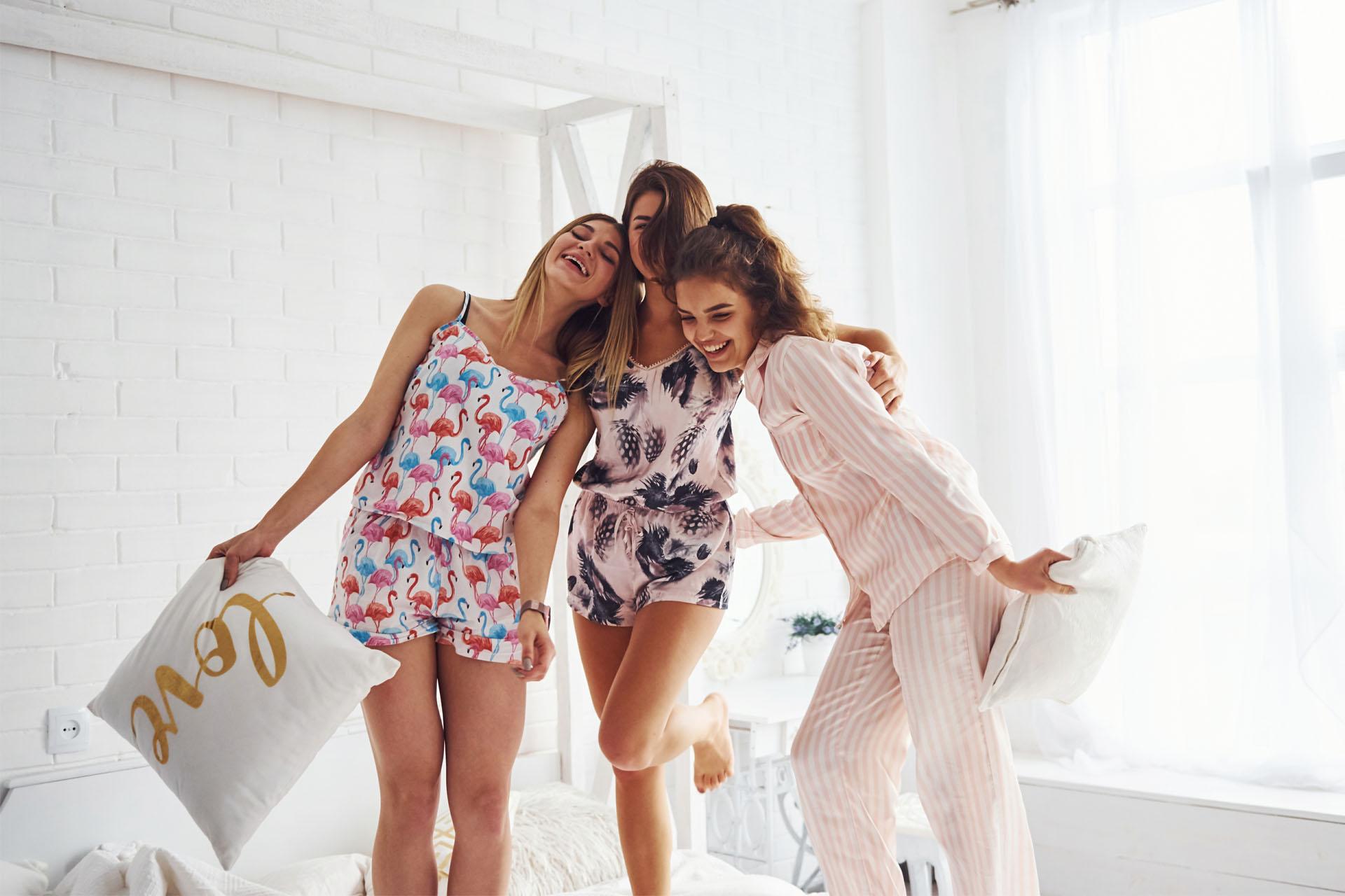 Piżama damska wcale nie musi być nudna!