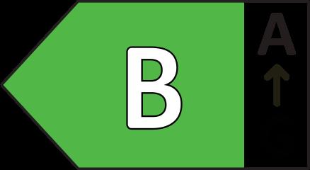 Klasa energetyczna B