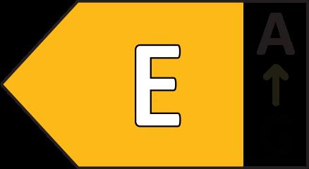 Klasa energetyczna E
