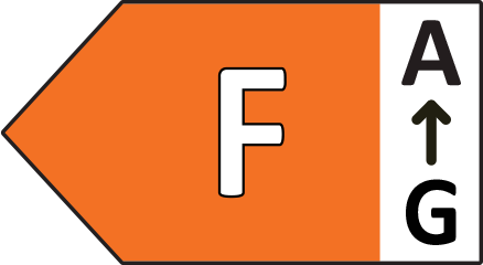 Klasa energetyczna F